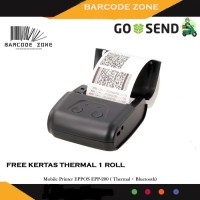 MOBILE PRINTER EPPOS EPP-200 PPOB / KASIR THERMAL BLUETOOTH