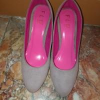 Sepatu heels wanita / sepatu kerja / sepatu formal / fladeo