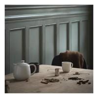 Alat Perendam Daun Teh IKEA LJUDLOS Tea Infuser Saringan Baja