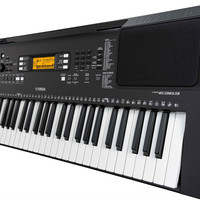 Keyboard YAMAHA PSR-E363 (ADAPTOR,MANUAL,STANDBOOK)