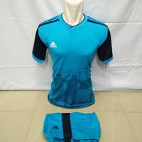 Terlaris AD5 Baju Olahraga setelan Futsal sepakbola