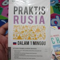 PRAKTIS RUSIA DALAM 1 MINGGU - ORIGINAL PLUS CD