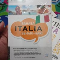 BAHASA ITALIA SEHARI-HARI - ORIGINAL PLUS CD