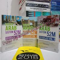 BAHASA ARAB SISTEM 52M VOL 1 /3-ORIGINAL PLUS CD