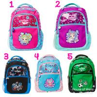 Harga smiggle squad backpack tas anak   Hargalu.com
