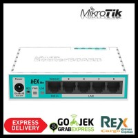 Harga Khusus ! Mikrotik Router Indoor Rb750R2 / Hexlite / Rb750 R2 .