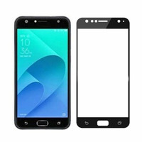 Tempered Glass Full Color Black HP Asus Zenfone 4 Selfie Pro ZD552KL