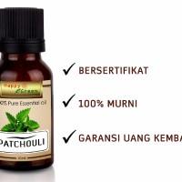 Patchouli Essential Oil Minyak Nilam 10 ml Seiras Young Living