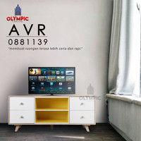Rak Tv Retro Curla series Olympic Furniture