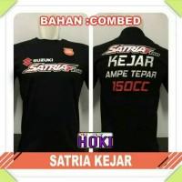 Baju Kaos Distro Clothing Bandung Satria Fu Kejar Komunitas Club
