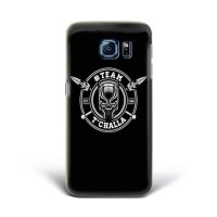 Hardcase Case Casing Fullprint Black Panther 4 for Samsung Galaxy S6
