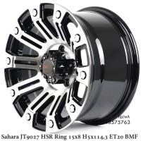 modifikasi velg mobil untuk jeep cherokee ring 15 sahara HSRwheesls