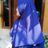Hijab Instan Pet Simple Flash