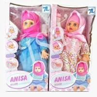 Harga pusat mainan anak boneka anisa hijab jilbab | Pembandingharga.com