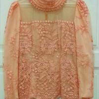 Kebaya brokat / blouse brokat