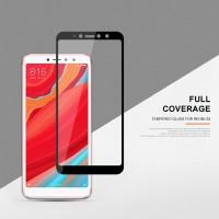 Tempered Glass SAMSUNG GALAXY J6 2018 Color Full Layar 2.5D 9H Warna