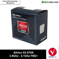 Processor AMD Athlon X4 870K 3.9GHz FM2+