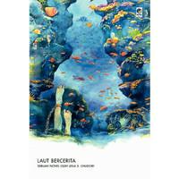 Baru Buku Novel Laut Bercerita Leila S Chudori