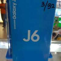 HP Samsung Galaxy J6 2018 (RAM 3/32). Gold, Black, dan Purple(Ungu)
