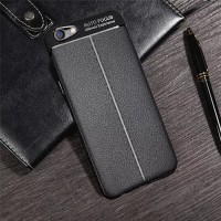 HOT PROMO - LEATHER CASE OPPO A83 A37 A39 A57 A71 SILICONE SOFTCASE CA