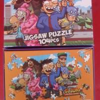 Si Juki Aktor Komik Indonesia : Jigsaw Puzzle