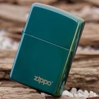 Zippo Original Chameleon With Zippo Logo