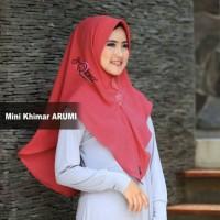 Mini khimar arumi pusat grosir jilbab pesta murah berkualitas by