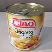 Ciao Golden Sweet Corn / Jagung Manis 326 gr