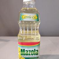 Mazola Canola Oil / Mazola Minyak Kanola 450ml