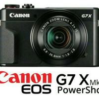 CANON POWERSHOT G7X MARK II - KAMERA G7 X MARK 2 - CANON G 7X M2