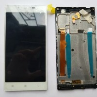 ORIGINAL 5.0'' IPS LCD For LENOVO P70 P70A LCD Touch Screen with Frame