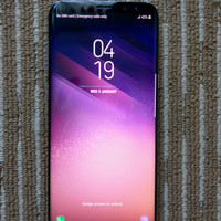 Samsung Galaxy S8+ / S8 Plus Orchid Grey Duos 4/64GB Second Mulus