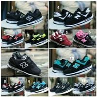 Sepatu New Balance Kids Shoes Anak Kecil TK SD SMP Newbalance Perekat