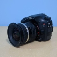 Kamera Slr Sony a77 SLT mulus siap pakai baca deskripsi