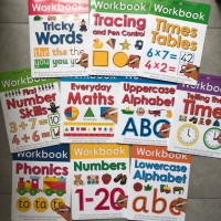 Wipe& Clean Workbook 10books