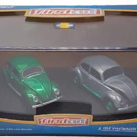 Greenlight 1:64 Firstcut 1938 VW Split Window Beetle Green Machine