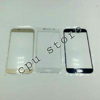 Kaca LCD Samsung S6 flat G920 Original Kaca depan.