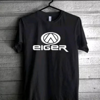 Harga kaos eiger tshirt pria wanita eiger baju eiger murah | Hargalu.com