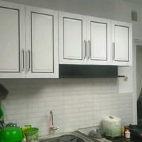 Kitchen set 5 pintu glossy