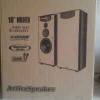 Harga Speaker Aktif Sharp Cbox Hargano.com