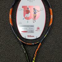 Raket tenis Wilson Burn 100 S 18x16 Original 7254102