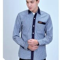Harga kemeja pria planel casual formal kemeja casual kantor baju | Pembandingharga.com