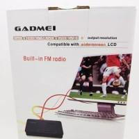 GADMEI TV TUNER LCD 5830