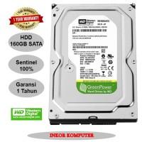 Hardisk Internal PC 3.5 160GB Sata WD Green