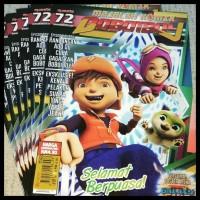 Majalah Komik Boboiboy