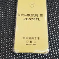 Softcase Anti Crack Cover Case Casing HP Asus Zenfone Max Plus ZB570TL