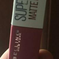 MAYBELLINE SUPER STAY MATTE INK Lips Color