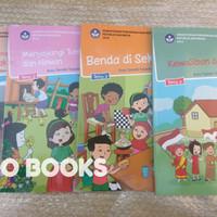 Paket Buku Tematik SD Kelas 3 Semester 1 Revisi 2018 Kurikulum 2013