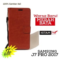 Samsung Galaxy J7 Pro J7 2017 J730 Leather Case Luxury Wallet Flipcase