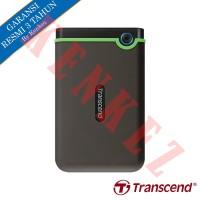 Transcend Storejet 25M3 Hardisk Eksternal 1TB USB3.0 - Iron Gray